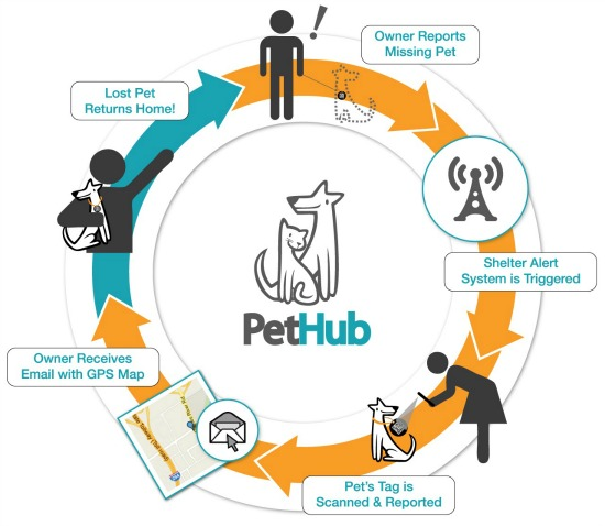 How PetHub helps pets get home faster