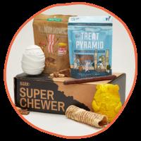 Bark Super Chewer Box