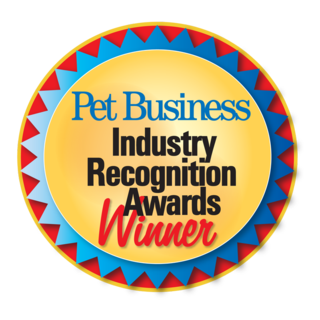Pet Business Industry Recognition Award